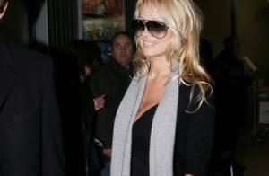 Pamela Anderson se remet en selle au Crazy Horse !