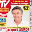 """Magazine """"TV Grandes Chaînes"""" en kiosques le 3 août 2020."""