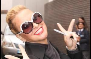 Anastacia, plus rayonnante que jamais, a rejoint ses copines Chaka Khan et Lulu... pour une folle tournée !