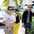 Kim Kardashian et Jonathan Cheban le 3 décembre 2019.