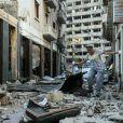 Beyrouth, la capitale du Liban, a été touchée par une double explosion meutrière le 4 aoput 2020.