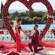 Florent Ré a demandé Yvane en mariage et a annoncé leurs fiançailles sur Instagram, le 5 août 2020