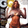 La superbe Jessica Biel, en couverture de  GQ  !
