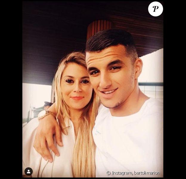 Marion Bartoli adresse une jolie déclaration d'amour à Yahya Boumediene sur Instagram