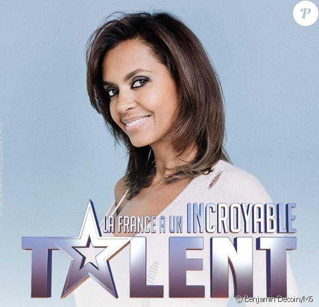 """Karine Le Marchand prend les commandes de """"La France a un incroyable talent"""" saison 15 sur M6, en 2020."""