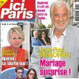 Couverture du nouveau numéro d'Ici Paris, paru le 26 août 2020