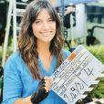"""Laetitia Milot sur le tournage de """"Liés pour la vie"""" - Instagram"""