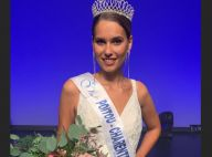 Miss France 2021 : Justine Dubois est Miss Poitou-Charentes 2020