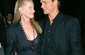 Patrick Swayze : alors qu'il vient d'être incinéré et qu'un hommage va lui être rendu... Regardez son talent de danseur avec sa femme ! C'est sublime !