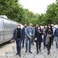 Exclusif - Anne Hidalgo, maire de Paris et Audrey Pulvar - Le concert de Paris 2020 pour la Fête Nationale à Paris, le 14 juillet 2020. Dans le cadre du contexte sanitaire actuel, ce concert a été donné sans public. © Veeren Ramsamy / Stephane Lemouton / Bestimage