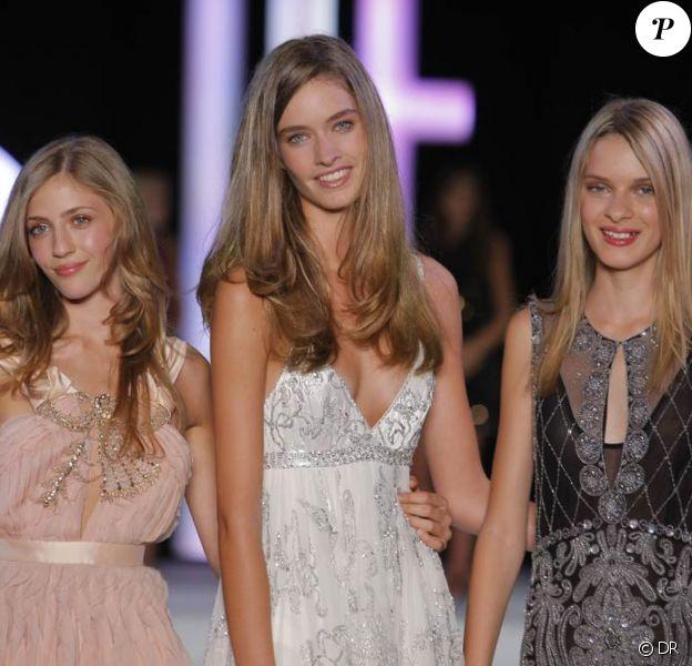 Lees trois gagnantes du concours Elite Model Look France.