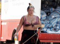 Aubrey O'Day : Son coup de gueule à cause de photos d'elle au naturel