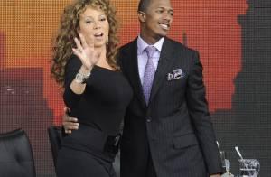 Mariah Carey et son mari Nick Cannon : ils ont laissé éclater leur amour... en direct ! Regardez !