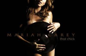 Mariah Carey presque nue sur la pochette de son nouvel album...