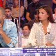 Jean-Pascal Lacoste, Francesca Antoniotti et Sofiane règlent leurs comptes dans Touche pas à mon poste - 7 septembre 2020, C8