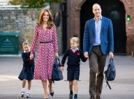 George et Charlotte font enfin leur rentrée : le prince William est soulagé