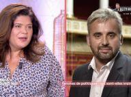 """Raquel Garrido : Elle a """"manigancé"""" son coup de foudre avec Alexis Corbière"""