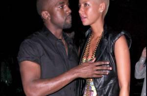 Kanye West, très amoureux... fait profil bas pour sa compagne !