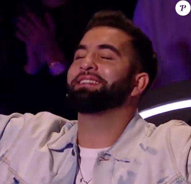"Kendji Girac pendant les battles de ""The Voice Kids"" saison 7 - TF1"