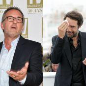 Christophe Dechavanne furieux : son tacle à Nicolas Bedos... qui en remet une couche