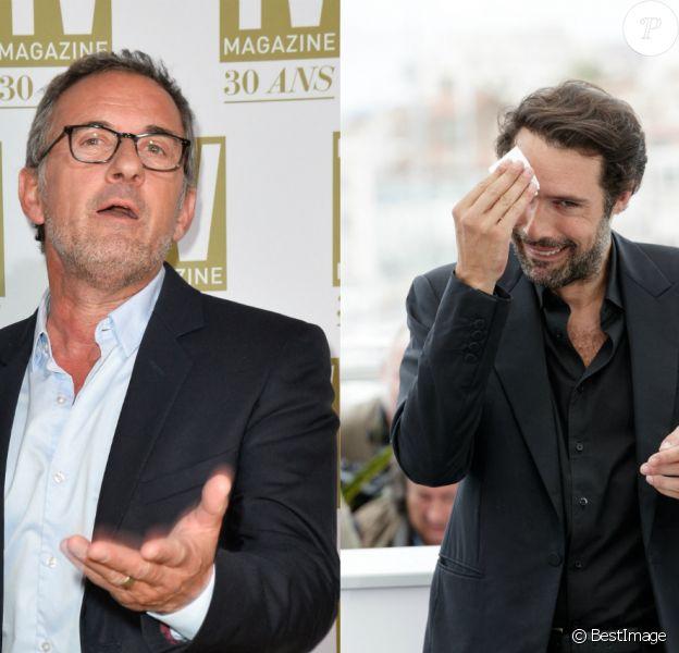 Christophe Dechavanne a répondu à Nicolas Bedos après ses propos anti-masque.