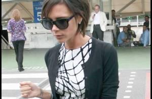 Victoria Beckham, toujours sur son 31, traverse le monde... au rythme de la mode !
