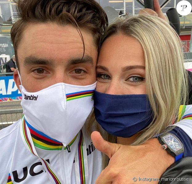 Julian Alaphilippe Champion Du Monde Sensationnel Marion Rousse Craque Purepeople