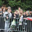 Obsèques de Filip Nikolic, à l'église orthodoxe de Sainte-Geneviève-des-Bois. 24/09/09