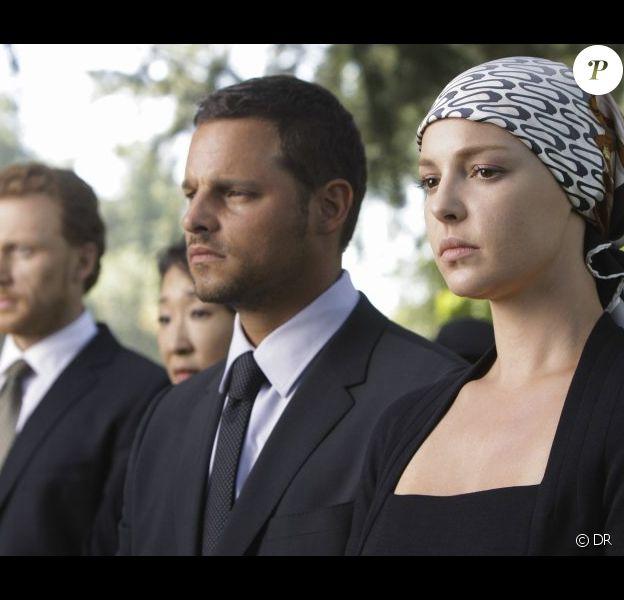 Photo de la sixième saison de Grey's Anatomy