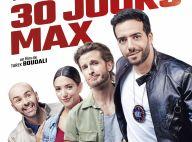 """Tarek Boudali : Flic incontrôlable face à José Garcia (roux) dans """"30 Jours Max"""""""