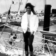 Florence Arthaud à 26 ans, le 26 mai 1984