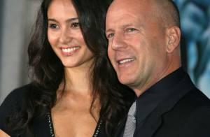 Bruce Willis : Un homme épanoui avec... les deux femmes de sa vie !
