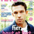 """Valérie Lemercier dans le magazine """"Têtu"""", sorti le 8 octobre 2020."""