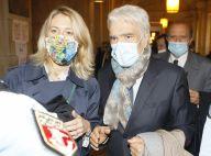 """Bernard Tapie """"très affaibli"""" : à nouveau face aux juges, malgré la maladie"""