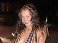 Bella Hadid : En couple avec le petit-fils d'un célèbre acteur