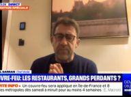 """Couvre-feu : Michel Sarran """"furieux"""" craint la mort des restaurateurs"""