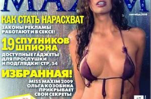 Olga Kobozina : la bombe russe est prête à exploser pour vous...