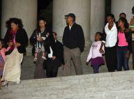 Barack Obama : Il joue les touristes avec Michelle et leurs deux filles... la famille du bonheur !