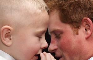 Le prince Harry : Entre dandy, daddy et... digne héritier de la princesse Diana ! Magnifique !