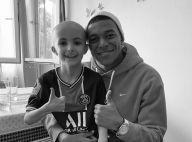 """Kylian Mbappé en deuil : mort de son """"héros"""", Lucas (8 ans), emporté par la maladie"""