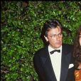 """Archives Alain Delon et sa femme Rosalie au festival de Cannes pour """"Le retour de Casanova"""""""