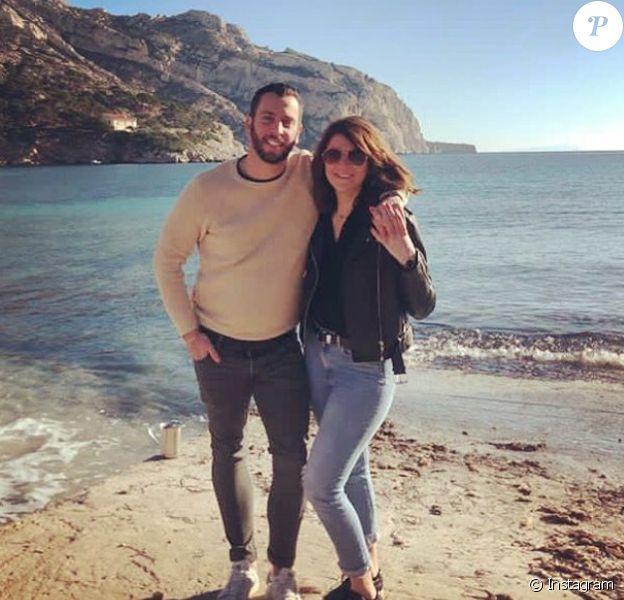 """Raphaël, candidat de """"Mariés au premier regard"""" en 2018 a annoncé qu'il allait devenir papa."""