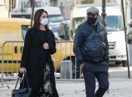 Kad Merad et Julia Vignali : Le couple pudique et digne pour un dernier adieu