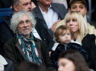 """Louis Bertignac et sa compagne Laetitia : leur fils Jack (3 ans et demi) souffre d'un """"handicap invisible"""""""