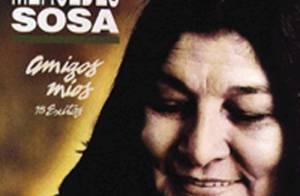 Mort de Mercedes Sosa,