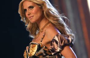 Heidi Klum élue plus beau Top Model du monde...