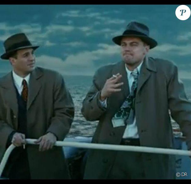 Des images de Shutter Island, de Martin Scorsese, avec Leonardo DiCaprio !