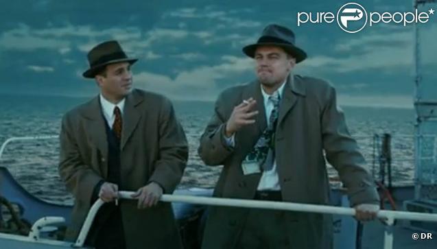 Des images de  Shutter Island , de Martin Scorsese, avec Leonardo DiCaprio !