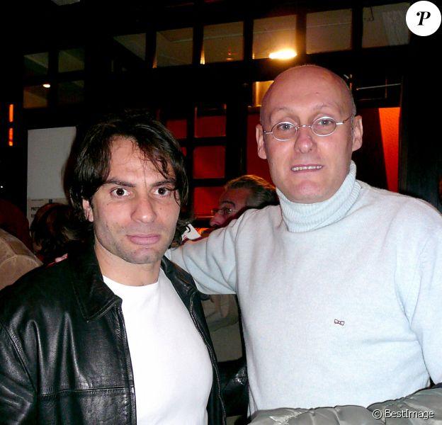 Christophe Dominici et Bernard Laporte
