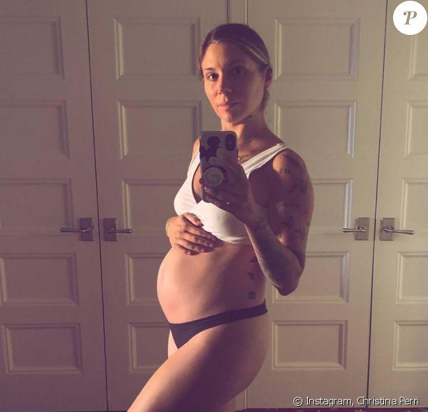 Christina Perri a perdu son enfant, mort né.